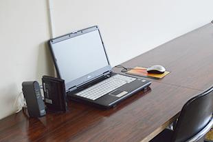 作業スペースのイメージ